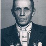 Механизатор колхоза Рахматуллин Ягфар