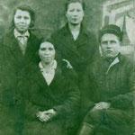 Учителя школы 1937-1938 учебного года