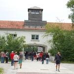 Eingang KZ Dachau