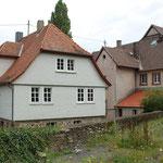 Typische Bauweise im Vogelsberg