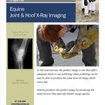 Equine Joint & Hoof X-Ray Imaging