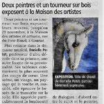 Journal La Montagne 21 Novembre 2016