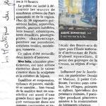 Journal La Montagne 30 Juillet 2015