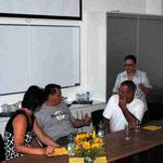 1. Treffen im Juli 2011in Bierstadt in unseren neuen Räumen