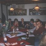 Unser 1. Treffen im November 1987