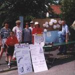 Straßenfest Nordenstadt 1996