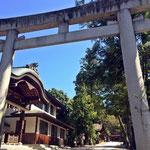大縣神社(姫の宮神社)