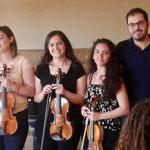 "Saggio Conservatorio ""Torrefranca"" di Vibo Valentia, 2016"