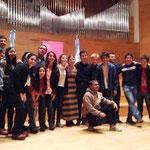Masterclass di Violino, Argentina 2014