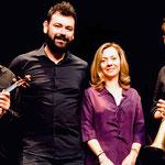 Con la pianista Erato Alakiozidou e il Duo Dario Doronzo e Pietro Gallo