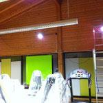 26.02.14: Zirkelbeleuchtung für Zeitsteuerung und Lichtdesign@NIGHT by physio-proViva!