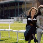 Hilde Berger liest aus Alma Mahler u. Oskar Kokoschka jpg