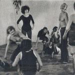 Hilde Berger im Teatr Laboratorium Wroclaw