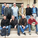 Une partie des membres de l'ACP