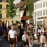 Jubiläum Kolpingjugend Dingolfing