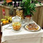 Tavolo dessert Ristorante il Falcone