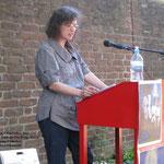 Ute Lesung Literatur und Musik, 9 September 2012 Monheim Bibliothek