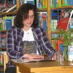 Ute Lesung 11 November 2009 Bibliothek Erkrath