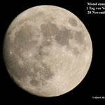 Mond zun. 28 November 2020