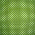 grün mit weißen Sternen ca. 10mm