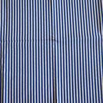 blau/weiß gestreift ca. 5mm