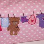 Wäscheleine Teddy