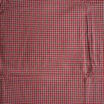 Vichykaro rot/weiß ca. 4mm