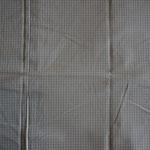 Vichykaro beige/weiß ca. 3mm