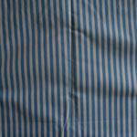 hellblau weiß gestreift ca. 5mm