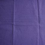 violett mit weißen Punkten ca. 2mm