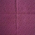 rosa mit Dreiecken ca. 4mm