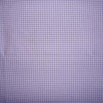 Vichykaro flieder/weiß ca. 3mm