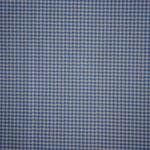 Vichykaro jeansblau/weiß ca. 3mm
