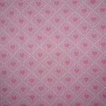 Herz & Raute rosa