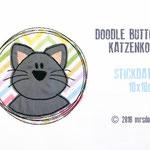 Button Katze