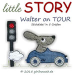 little Story Walter on Tour