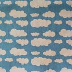Jersey Wolken hellblau