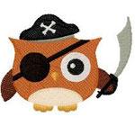 Pirateneule 4