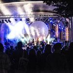 15.08.2015 - Bad Kissingen, Summertime im Kurgarten