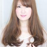 2014夏ロングスタイル hair make photo 望月堅造