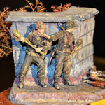 WSS in Charkow - Resin Figuren 1:35