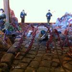 "Diorama ""Befreiung"" Easy Company - 1:35"
