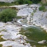 Flussbäder in Badalucco