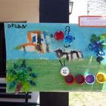7 Dylan Altube-Un caballo corriendo por todos lados-cartón entelado