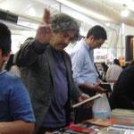 Max Gonzales el cerebro de Mago Editores
