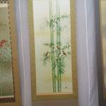 竹に雀 中川幸彦 ¥600,480