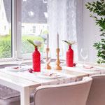 Home Staging Johannsen Elena Kiel Wohnungen Schleswig-Holstein Fotos Bilder Vorher Nachher Leere Immobilie Essecke