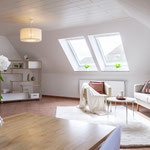 Home Staging Johannsen Elena Kiel Wohnungen Schleswig-Holstein Fotos Bilder Vorher Nachher Leere Immobilie Wohnzimmer