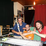 Avec Sir Hill & B Roy au studio Control Towa à Bordeaux