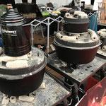 Petromax im Einsatz